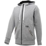 Santini UCI IRIDE Fashion Line Hoody - Grey