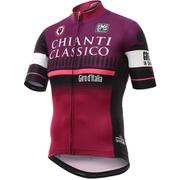 Santini Giro d'Italia 2016 Stage 9 Chianti Short Sleeve Jersey - Red