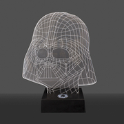Star Wars Darth Vader light