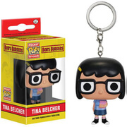 Bobs Burgers Tina Pocket Pop! Llavero