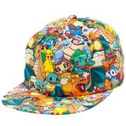 Pokémon - Pikachu and Friends Snapback Cap