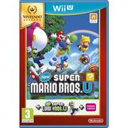Nintendo Selects New Super Mario Bros. U + New Super Luigi U