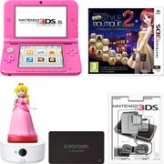 Nintendo 3DS XL Pink + New Style Boutique 2 Pack