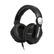 Sennheiser HD 215-II Over-Ear Headphones - Black