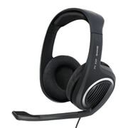 Sennheiser PC 320 Open Over-Ear Gaming Headset with Noise Cancelling Mic - Black