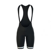 Ale Plus Women's Infinity Bib Shorts - Black