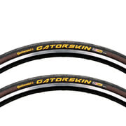 Continental Gatorskin Folding Clincher Road Tyre Twin Pack
