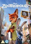 Zoomania DVD