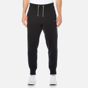 Converse Men's All Star Shield Reflective Detail Knit Pants - Black