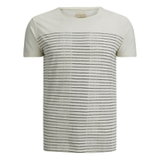 Selected Homme Men's Water O-Neck T-Shirt - Egret
