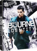 The Bourne Identity - Steelbook Exclusivo de Edición Limitada