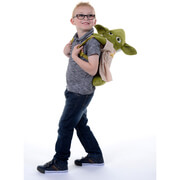 Star Wars Yoda Full Body Backpack