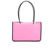 KENZO Women's Kombo East West Tote Bag - Pink/Bordeaux