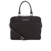 WANT LES ESSENTIELS Men's Haneda 15' Slim Computer Bag - Black/Black