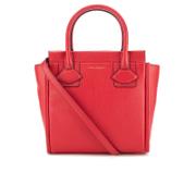 Lulu Guinness Women's Lyra Lip Tote Bag - Red