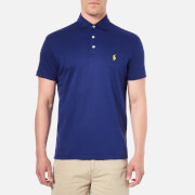 Polo Ralph Lauren Men's Pima Cotton Polo Shirt - Navy