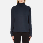 Samsoe & Samsoe Women's Ronda O Neck Jumper - Total Eclipse