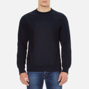 PS by Paul Smith Men's Cotton Sweater - Navy