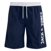 Jack & Jones Men's Classic Swim Shorts - Mood Indigo