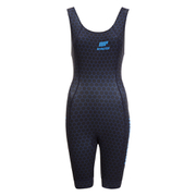 Body Per Triathlon Myprotein da Donna - Blu