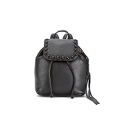 Rebecca Minkoff Women's Micro Unlined Backpack - Black