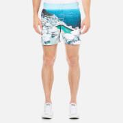 Orlebar Brown Men's Bulldog Hulton Getty Swim Shorts - Pool of Eden
