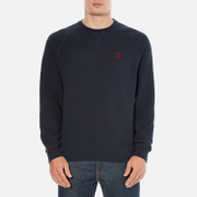 Barbour Heritage Men's Standards Sweatshirt - Navy