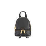 MICHAEL MICHAEL KORS Rhea Zip Small Crossbody Backpack - Black