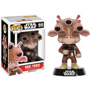 Star Wars (Exc) Ree Yees Funko Pop! Figur