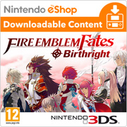 Fire Emblem Fates: Birthright DLC
