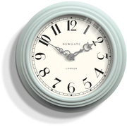 Newgate Dormitory Wall Clock - Mint Ice Cream