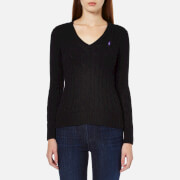 Polo Ralph Lauren Women's Kimberly Jumper - Black