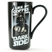 Dark Side Latte Mug