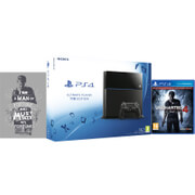 Sony PlayStation 4 1TB Console - Includes Uncharted 4: A Thief's End + Limited Edition Print