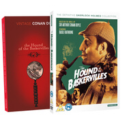 The Hound Of The Baskervilles (Book & DVD Set)