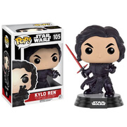 Star Wars: The Force Awakens Unmasked Kylo Ren Funko Pop! Figur