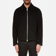 Our Legacy Men's Soft Wool Patch Jacket - Black