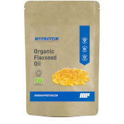 Organic Flaxseed Oil Capsules