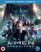 X-Men: Apocalypse 3D (Includes UV Copy)