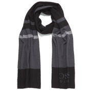 BOSS Green Scarf - Black
