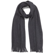 BOSS Green C-Albas Scarf - Charcoal