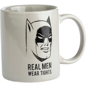 Batman 'Real Men' Mug