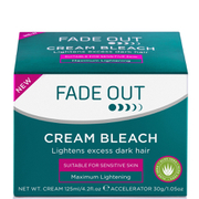 Fade Out Cream Bleach 125ml