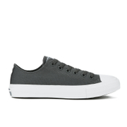 Converse Chuck Taylor All Star II Ox Trainers - Thunder/White/Navy