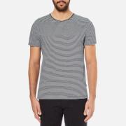 Oliver Spencer Men's Japura T-Shirt - Navy/Oatmeal