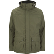 Craghoppers Men's Kiwi 3 In 1 Jacket - Parka Green