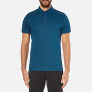 Michael Kors Men's Sleek MK Polo Shirt - Pacific Blue