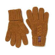 Superdry Women's North Gloves - Ochre