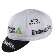 Nalini Dimension Data Cotton Cap - Black/White