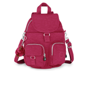 Kipling Women's Firefly Medium Backpack - Berry